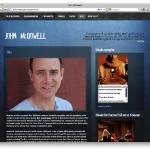 Composer John McDowell\'s new site